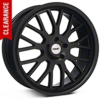 TSW Tremblant Matte Black Wheel - 20x8.5 (05-14 All) - TSW 2085TRM305114M76