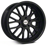 Matte Black TSW Tremblant Wheel - 20x10 (05-14 All) - TSW 2010TRM405114M76