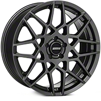 2013 GT500 Charcoal Wheel - 20x8.5 (05-14 GT, V6) - American Muscle Wheels 35624G05