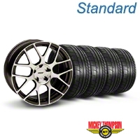 TSW Nurburgring Gunmetal Wheel & Mickey Thompson Tire Kit - 20x8.5 (05-14 All) - TSW KIT