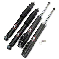 Tokico D-Spec Adjustable Strut & Shock Kit (94-04 GT, V6, Mach 1; 94-98 Cobra) - Tokico DSP-4||TO00101||DB3140||DE3723