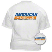 Free AM T-Shirt with Gift Certificate Purchase (XXX-Large)