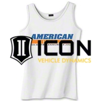 AmericanMuscle Tank Top - Women - AM Accessories TANK-L