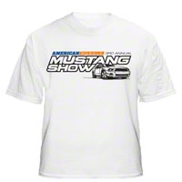 3rd Annual American Muscle Car Show T-Shirt