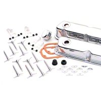 Chrome Engine Dress Up Kit (289, 302, 351W) - AM Exterior 9833