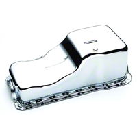Chrome Oil Pan (260, 289, 302) - AM Engine 9780