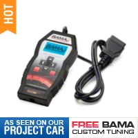 Bama SF3/X3 Power Flash Tuner w/ 3 Free Custom Tunes (11-14 V6) - SCT 3015||38018