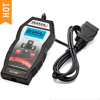 Bama SF3/X3 Power Flash Tuner w/ 2 Custom Tunes (10-12 GT500) - Bama 38018