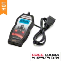 Bama SF3/X3 Power Flash Tuner w/ 3 Free Custom Tunes (99-04 V6) - Bama 38018