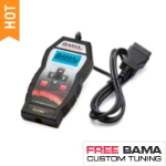 Bama SF3/X3 Power Flash Tuner w/ 3 Free Custom Tunes (99-04 Cobra, Mach 1) - SCT 3015||38018