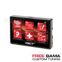 Bama TSX Touch-Screen Tuner w/ 3 Free Custom Tunes (11-12 GT500, BOSS) - Bama 38027||8900