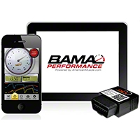 Bama iTSX Wireless Tuner w/ 2 Custom Tunes (07-10 GT500) - Bama 4015