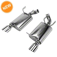 MBRP Pro-Series Axleback Exhaust - Stainless Steel (11-14 V6) - MBRP S7242304