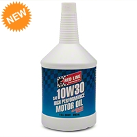 Red Line Synthetic 10w30 Motor Oil - Red Line 11304