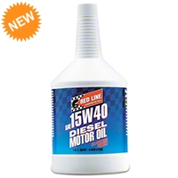 Red Line Synthetic 15w40 Motor Oil - Red Line 21404