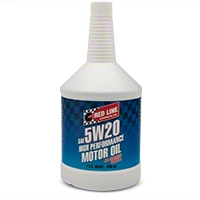 Red Line Synthetic 5w20 Motor Oil - Red Line 15204