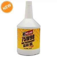Red Line 75w90 Gear Oil - Red Line 57904