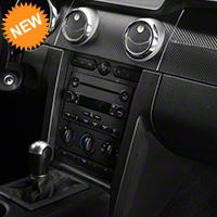 Carbon Fiber Dash Overlay Kit (05-09 All) - AM Interior 383737