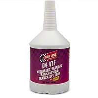 Red Line D4 ATF Transmission Fluid - Red Line 30504
