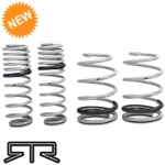 RTR Tactical Performance Lowering Springs - Coupe (05-14 GT, V6) - RTR 0599-3000-03