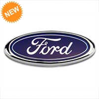 Ford LX Front Grille Oval Emblem (87-93 All) - Ford E9ZZ8A223A