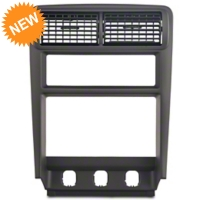 Ford A/C & Radio Control Bezel (01-04 All) - Ford 3R3Z6304338BAE