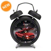 Mustang Alarm Clock - AM Accessories JV01MUS