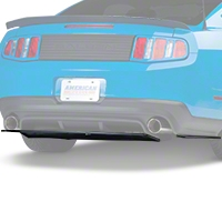 RTR Rear 3pc Splitter Upgrade (No Diffuser) (10-12 All) - RTR 1098-7011-01