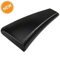 Ford Quarter Panel Side Scoop - LH - Unpainted (01-04 GT; 03-04 Mach 1, Cobra) - Ford 4R3Z63279D37CPTM