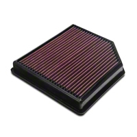 K&N Drop In Replacement Air Filter (07-09 GT500) - K&N 33-2365