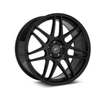 Forgestar F14 Monoblock Piano Black Wheel - 20x9.5 (2015 All) - Forgestar TBD