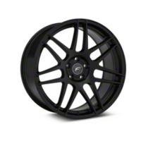 Forgestar F14 Monoblock Matte Black Wheel - 20x9.5 (2015 All) - Forgestar TBD