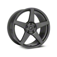 Forgestar CF5 Monoblock Gunmetal Wheel - 19x9.5 (2015 All) - Forgestar TBD