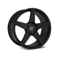 Forgestar CF5 Monoblock Matte Black Wheel - 19x9.5 (05-15 All) - Forgestar TBD