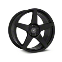 Forgestar CF5 Monoblock Piano Black Wheel - 19x9.5 (05-15 All) - Forgestar TBD