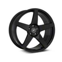 Forgestar CF5 Monoblock Piano Black Wheel - 20x9.5 (2015 All) - Forgestar TBD