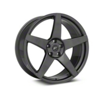 Forgestar CF5 Monoblock Gunmetal Wheel - 20x9.5 (2015 All) - Forgestar TBD