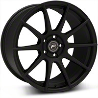 Forgestar CF10 Monoblock Textured Matte Black Wheel - 19x10 (05-15 All) - Forgestar TBD