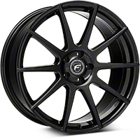 Forgestar CF10 Monoblock Piano Black Wheel - 20x9.5 (05-15 All) - Forgestar TBD