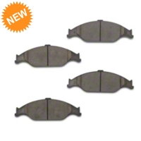 Power Stop Z23 Evolution Sport Ceramic Brake Pads - Front Pair (99-04 GT, V6) - Power Stop Z23-804
