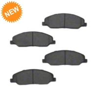 Power Stop Z23 Evolution Sport Ceramic Brake Pads - Front Pair (05-10 GT, V6) - Power Stop Z23-1081