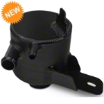 C&R Racing Aluminum Power Steering Reservoir - Black (05-10 GT, GT500) - C&R Racing 54-00001