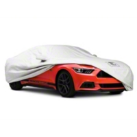Covercraft Deluxe Custom-Fit Car Cover - 50th Anniversary Logo - Coupe (2015 All) - Covercraft C17794-TT-FD-56
