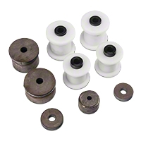 Maximum Motorsports Delrin Bushings For Rear Lower Control Arms - IRS (99-04 Cobra) - Maximum Motorsports MMIRSB-1