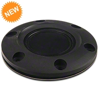 Horn Ring with Button - Black (84-04 All) - AM Interior STB1007