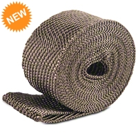 Lava Exhaust Wrap - 2 in. x 15 ft. - AM Engine 372005