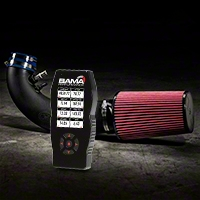 C&L Cold Air Intake & BAMA X4 Tuner (2015 2.3L EcoBoost) - Bama 384436
