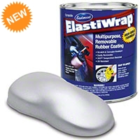 Eastwood ElastiWrap Sprayable Gallon - Silver Bullet Metallic - Eastwood 55615054ZP