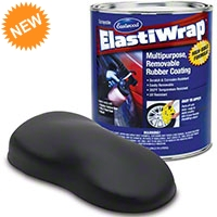 Eastwood ElastiWrap Sprayable Gallon - Burn Out Black - Eastwood 55615049ZP