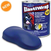 Eastwood ElastiWrap Sprayable Gallon - Fast Back Blue - Eastwood 55615051ZP